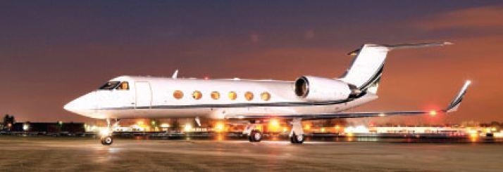 N440TC Gulfstream GIV In Teterboro New Jersey United