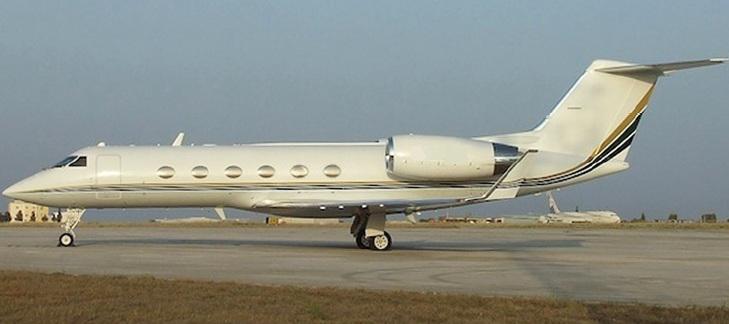 N220LH Gulfstream GIV In Van Nuys California United States Of America  Pri