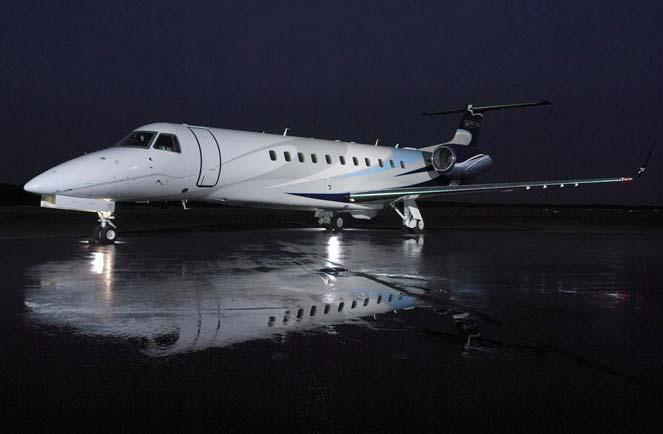 N503JT Embraer Legacy 600 In Islip New York United States Of America  Priva