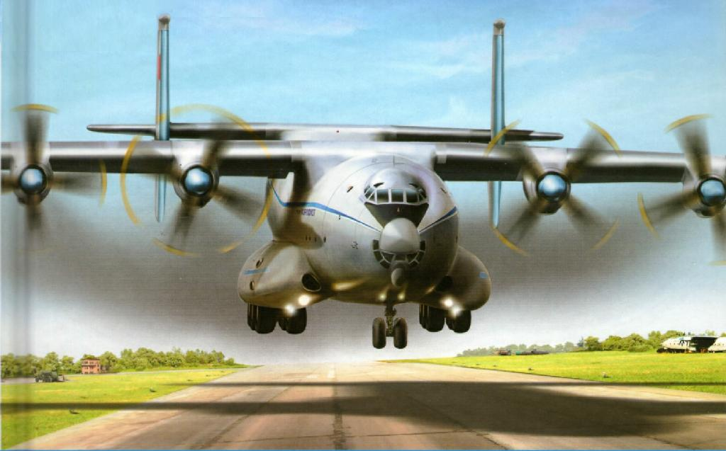Picture-of-AN-22 Antei-Aircraft gallery