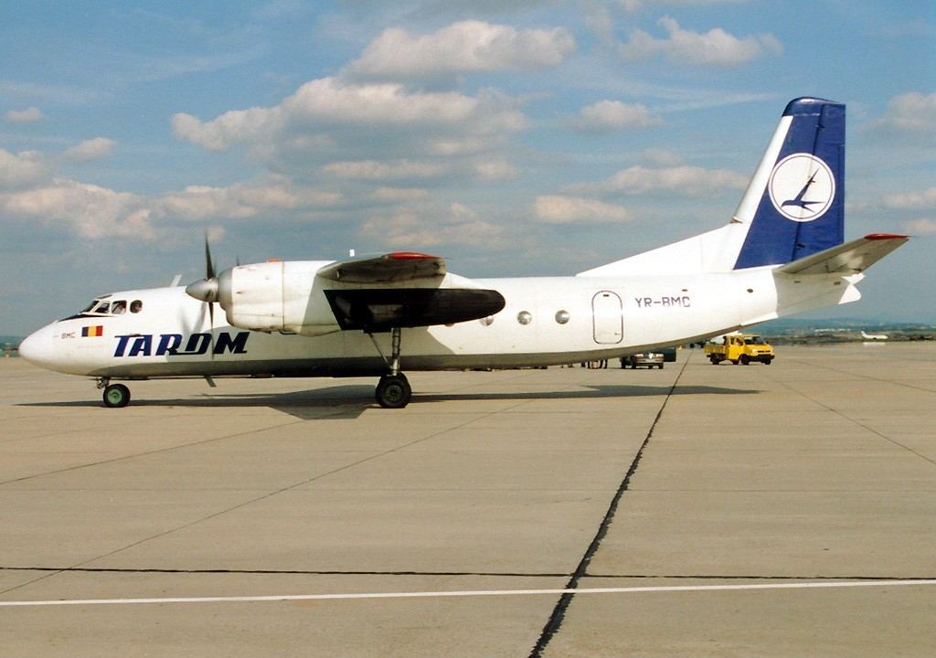Picture-of-AN-24RV-Aircraft gallery