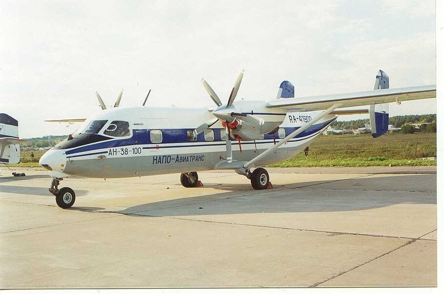 Picture-of-AN-38-100-Aircraft gallery