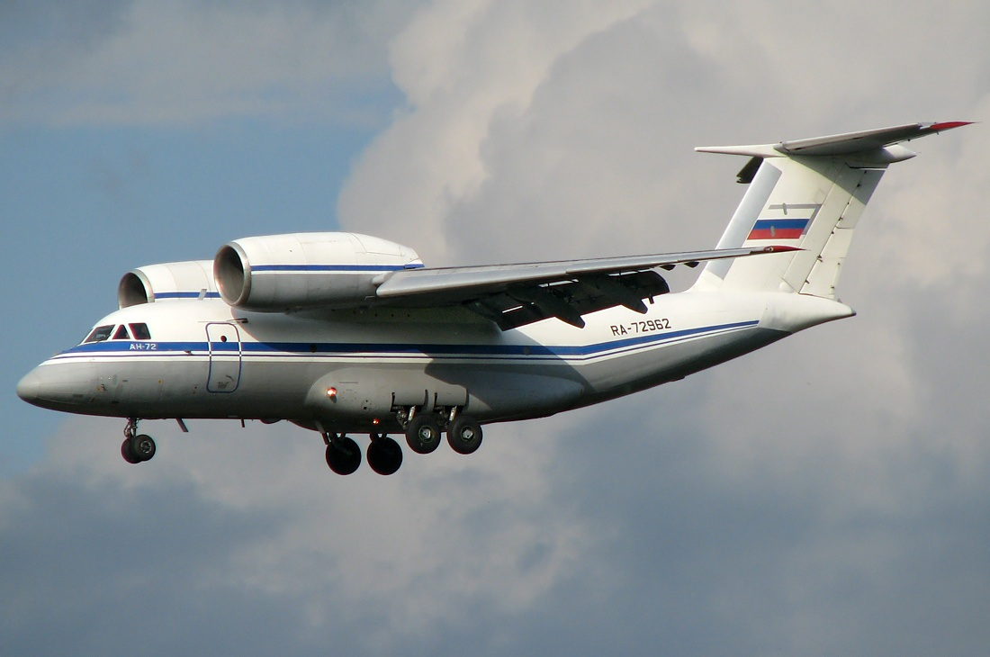 Picture-of-AN-72 Cheburashka-Aircraft gallery
