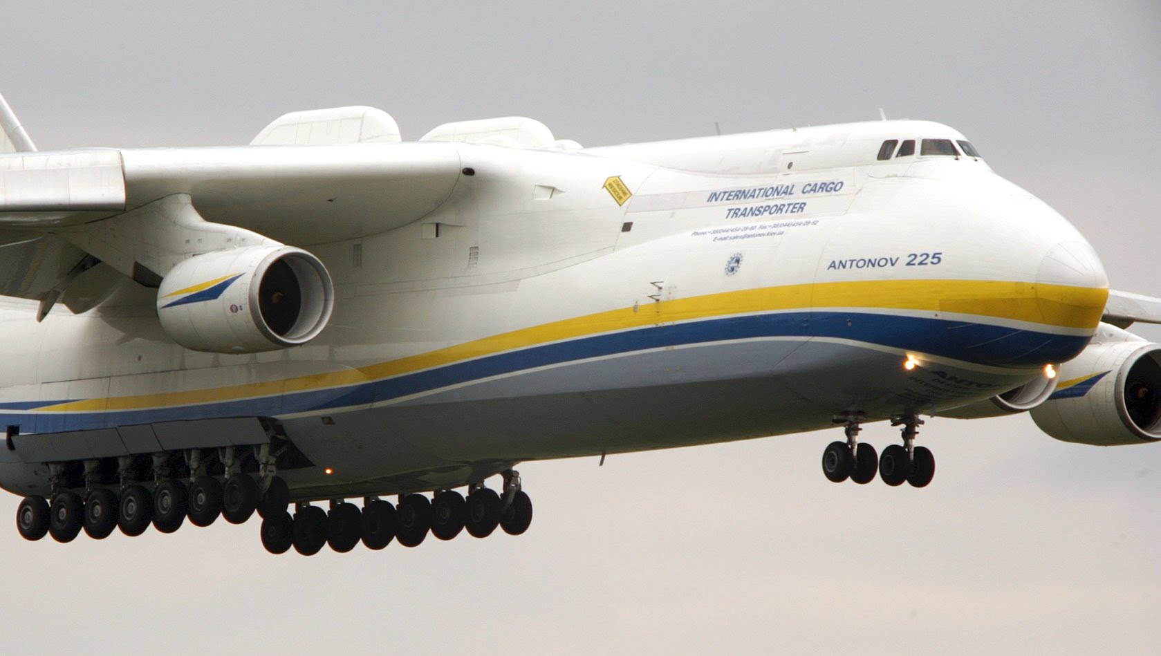 Picture-of-AN-225 Mriya-Aircraft gallery