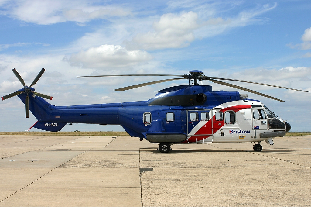 Picture-of-AS332L1 Super Puma-Aircraft gallery
