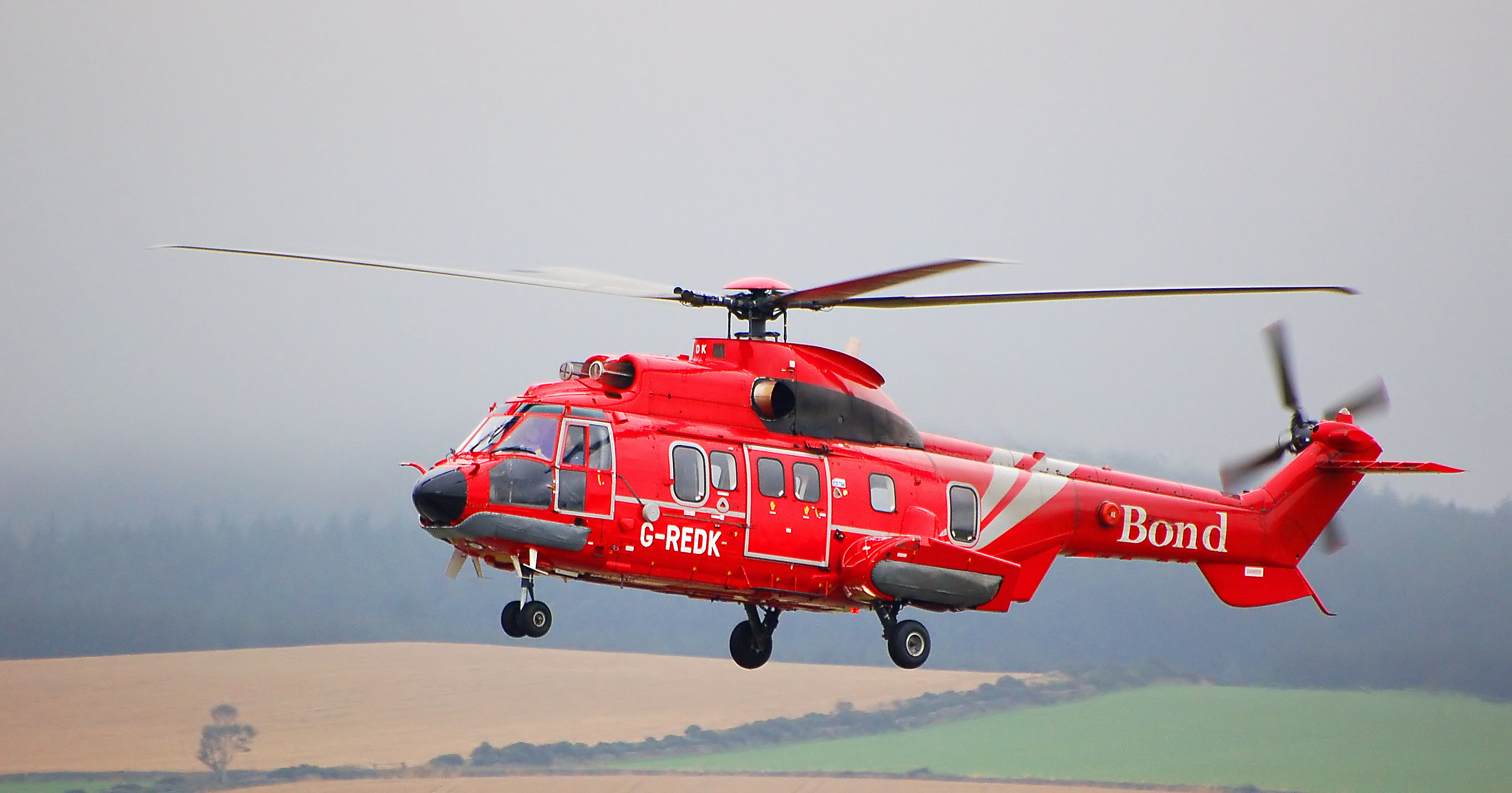 Picture-of-AS332L2 Super Puma Mk 2-Aircraft gallery