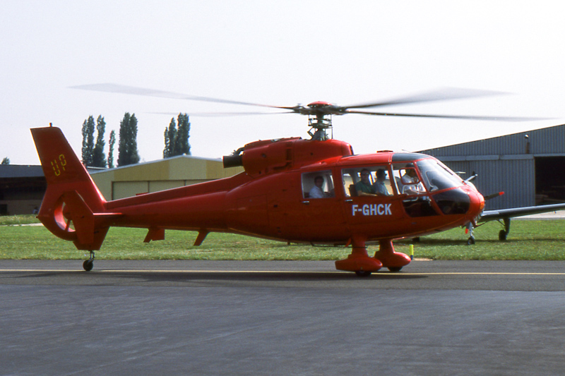 Picture-of-AS360C Dauphin-Aircraft gallery