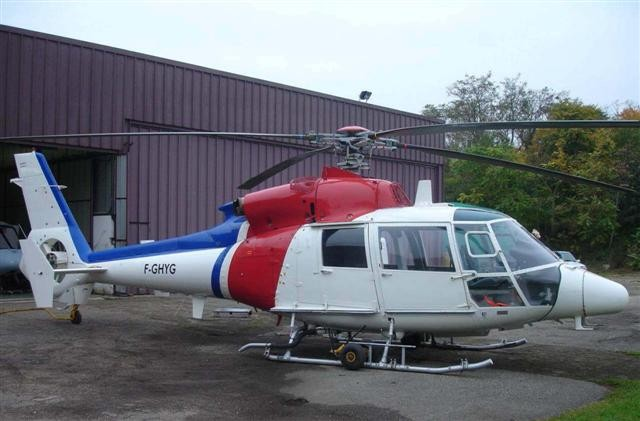 Picture-of-AS365C Dauphin 2-Aircraft gallery