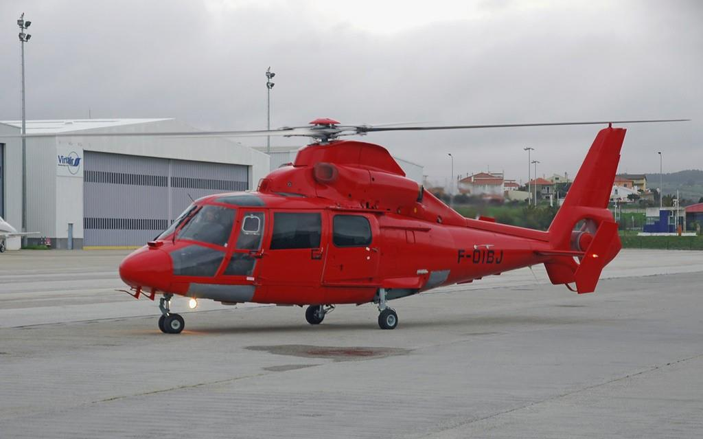Picture-of-AS365N+ Dauphin 2-Aircraft gallery