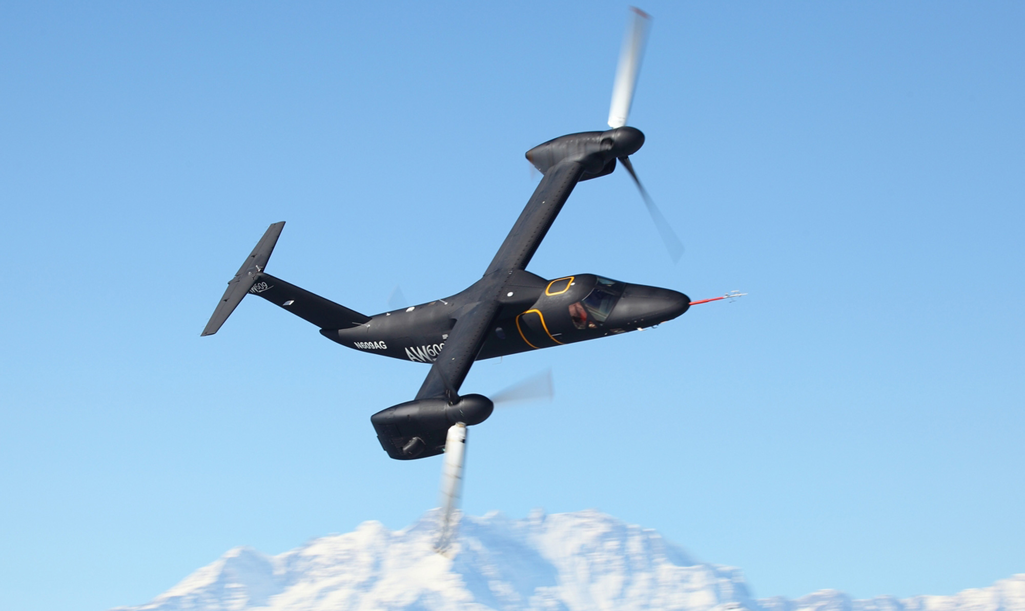 Picture-of-AW609 Tiltrotor-Aircraft gallery
