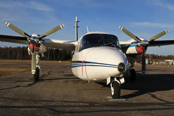 Picture-of-Aero Commander 680V Turbo Commander-Aircraft gallery