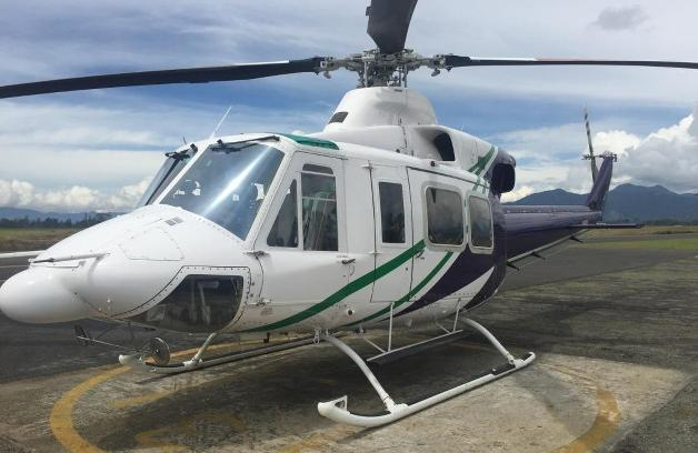 Picture-of-Bell 412 HP-Aircraft gallery
