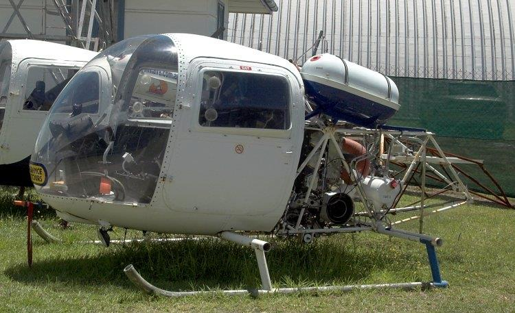 Picture-of-Bell 47G3B-KH4-Aircraft gallery