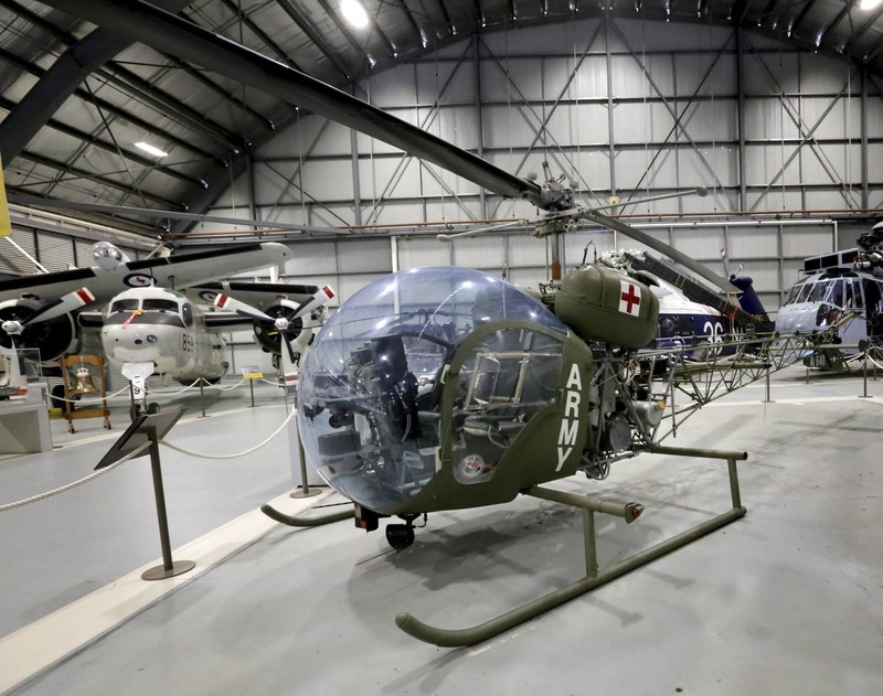 Picture-of-Bell 47G3B1-Aircraft gallery