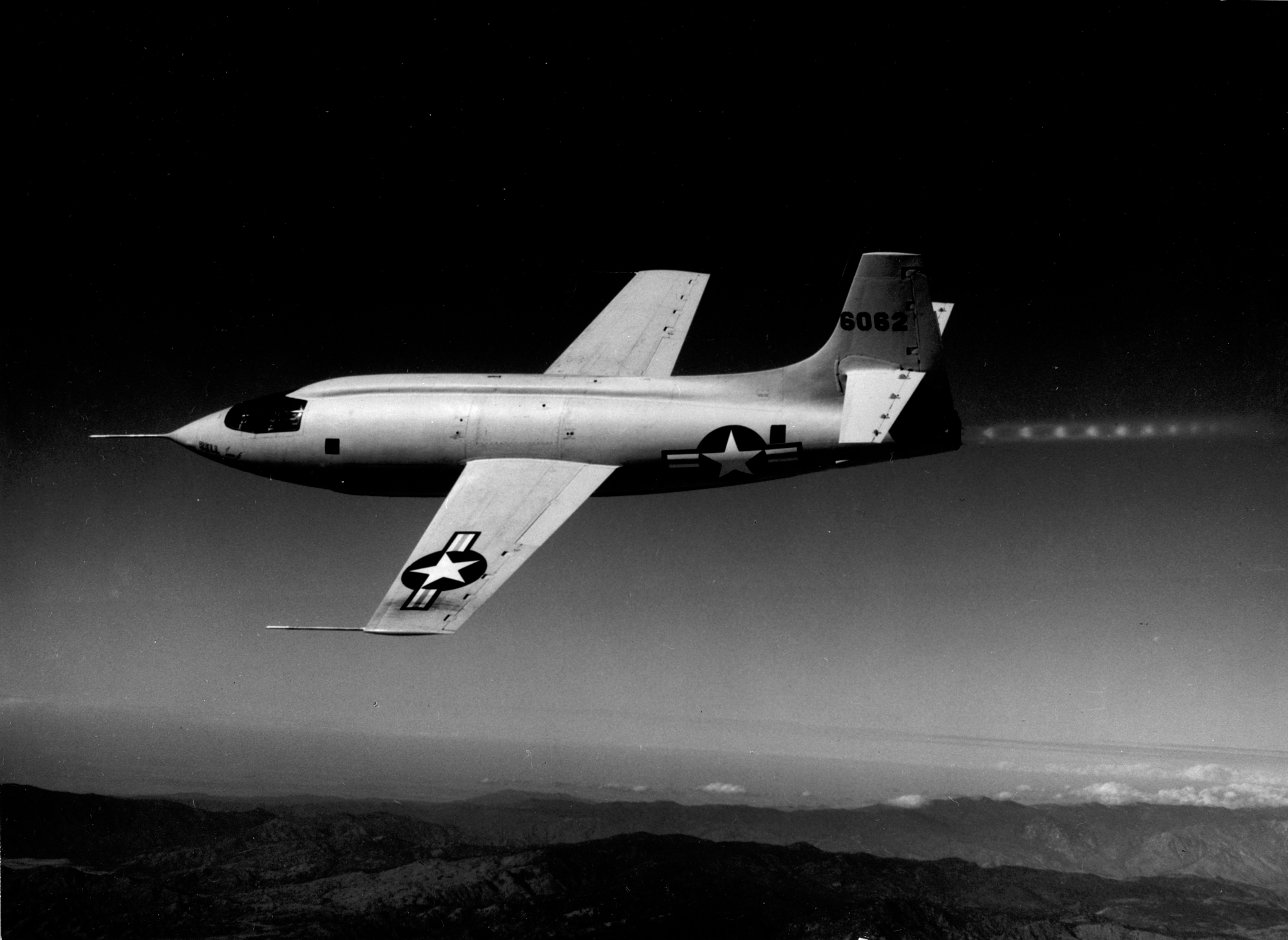 Picture-of-Bell X-1-Aircraft gallery
