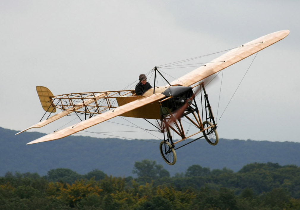 Picture-of-Bleriot XI-Aircraft gallery