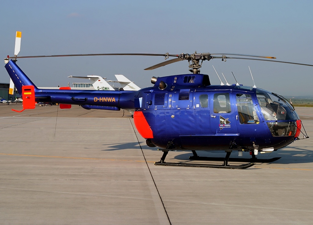 Picture-of-Bo 105CBS-4-Aircraft gallery