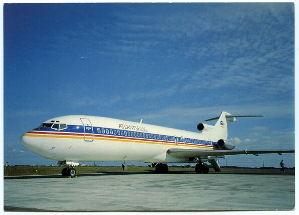 Picture-of-Boeing 727-200A-Aircraft gallery
