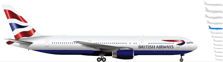Picture-of-Boeing 767-300-Aircraft gallery