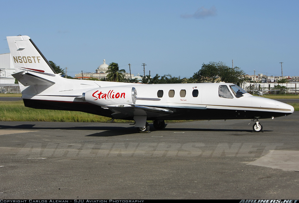 Picture-of-Citation Stallion-Aircraft gallery
