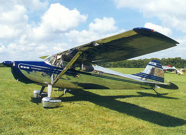 Picture-of-Cessna 170B-Aircraft gallery