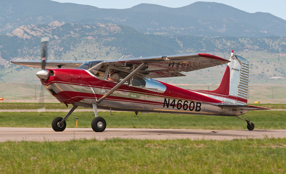 Picture-of-Cessna 180 Skywagon-Aircraft gallery