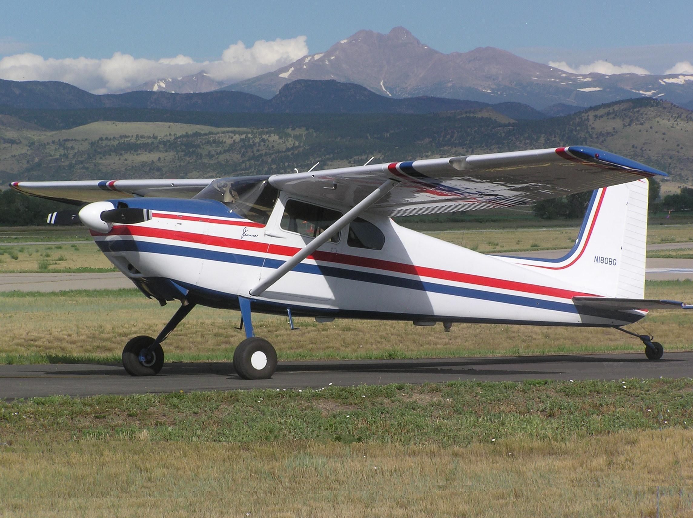 Picture-of-Cessna 180J Skywagon-Aircraft gallery