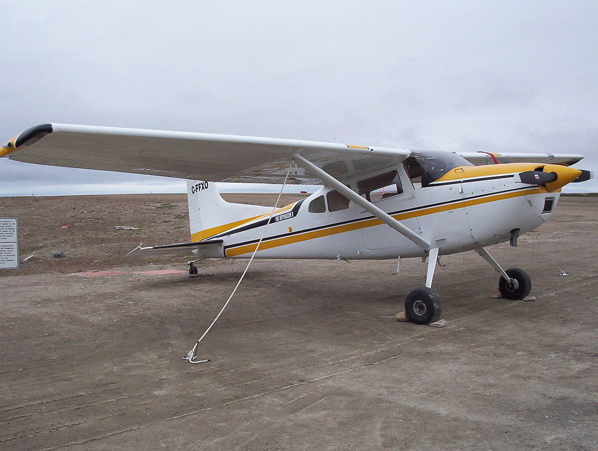 Picture-of-Cessna 185D Skywagon-Aircraft gallery