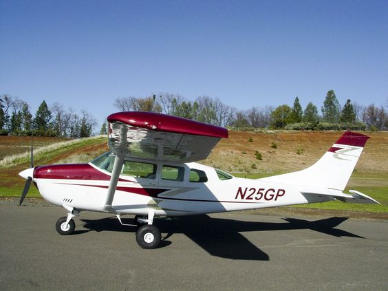 Picture-of-Cessna 206F Stationaire-Aircraft gallery