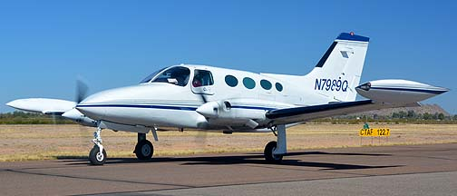Picture-of-Cessna 401B-Aircraft gallery