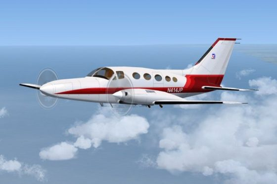 Picture-of-Cessna 402A Business-Utiliner-Aircraft gallery