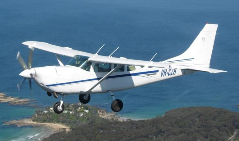 Picture-of-Cessna T206 Turbo Skywagon-Aircraft gallery