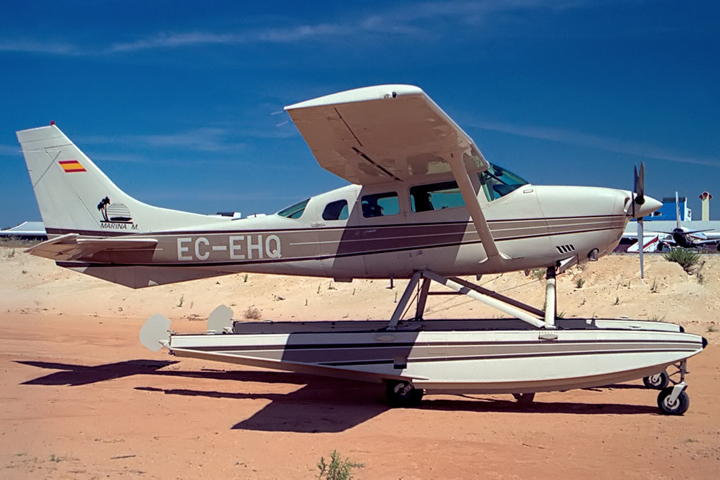 Picture-of-Cessna TU206G Turbo Stationaire-Aircraft gallery