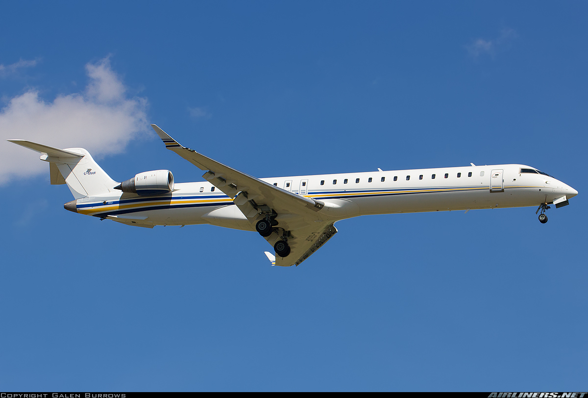 Picture-of-Challenger 890 CS-Aircraft gallery