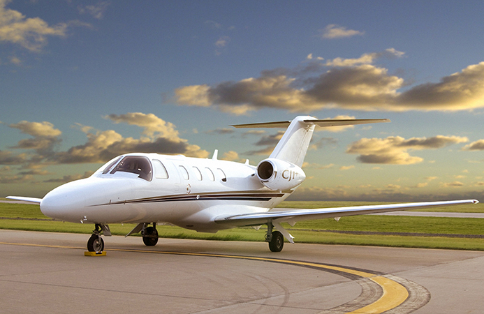 Picture-of-Citation CJ1+-Aircraft gallery