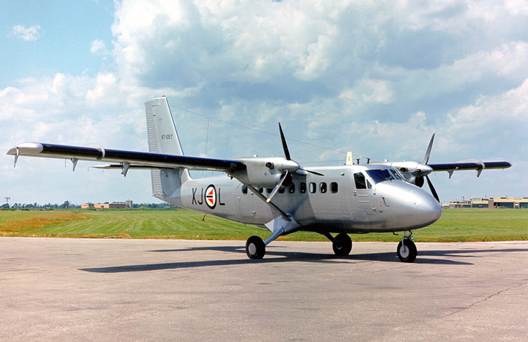 Picture-of-DHC-6-100 Twin Otter-Aircraft gallery