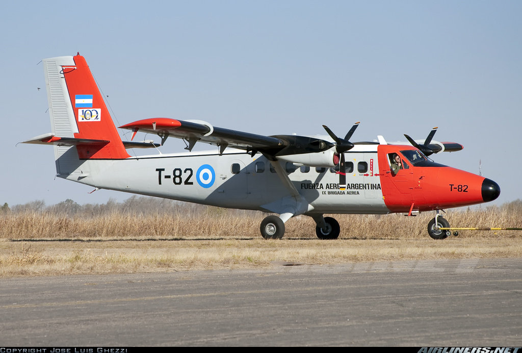 Picture-of-DHC-6-200 Twin Otter-Aircraft gallery