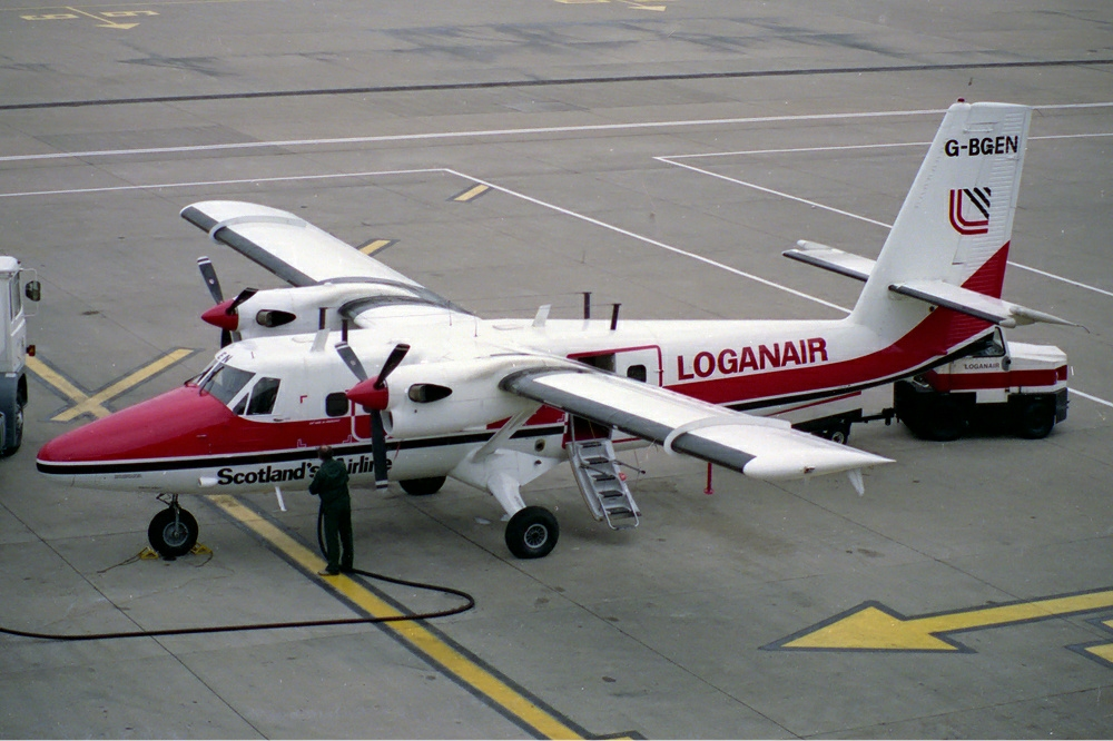 Picture-of-DHC-6-310 Twin Otter-Aircraft gallery