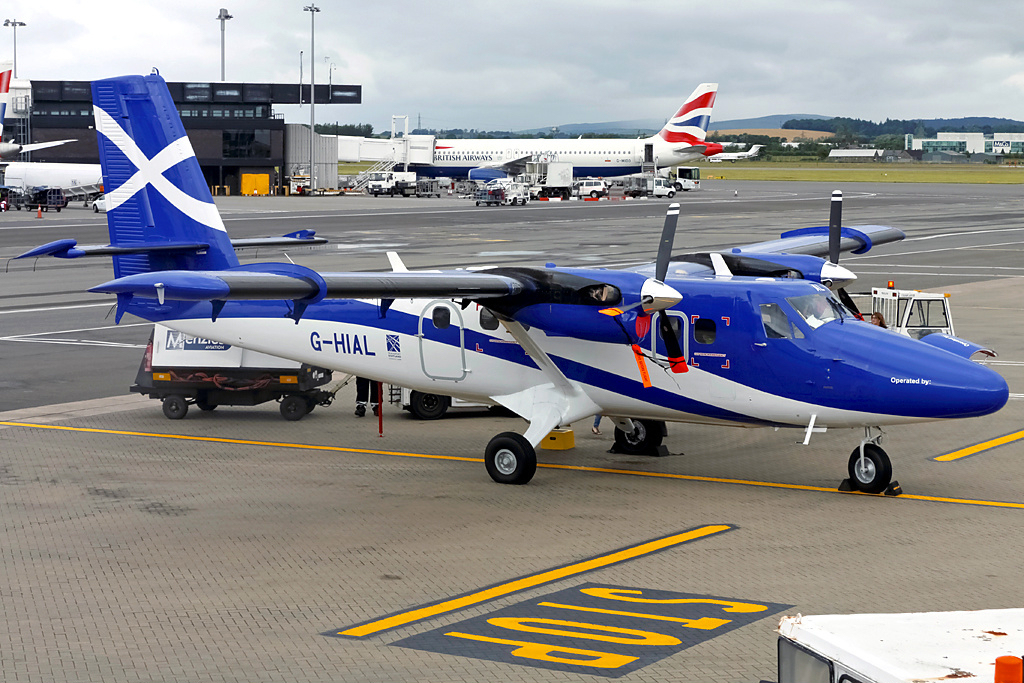 Picture-of-DHC-6 400 Twin Otter-Aircraft gallery