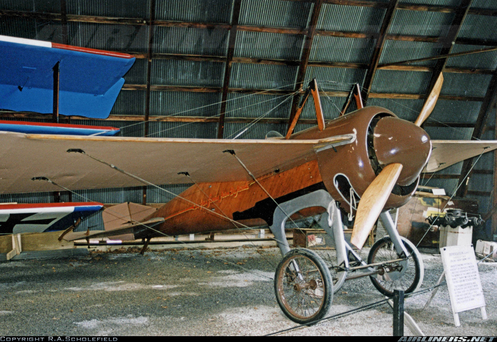 Picture-of-Deperdussin Monocoque-Aircraft gallery
