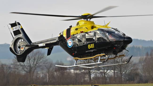 Picture-of-EC 135 T2+-Aircraft gallery