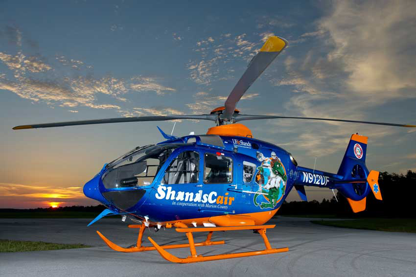 Picture-of-EC 135 P2e-Aircraft gallery