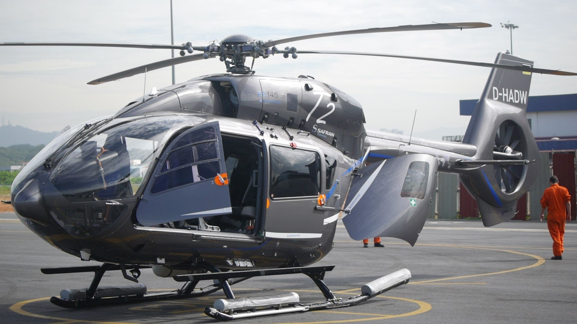 Picture-of-EC 145 T2-Aircraft gallery