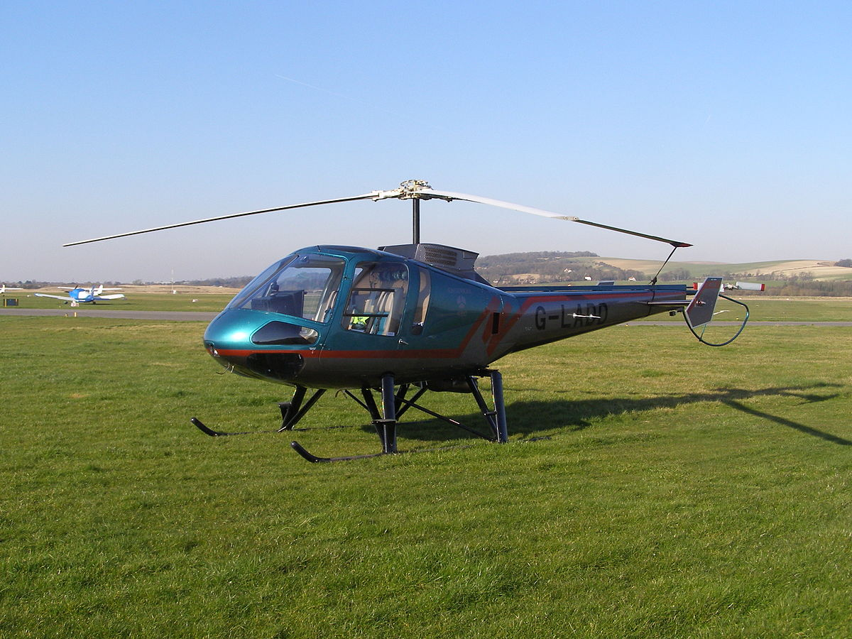 Picture-of-Enstrom 480-Aircraft gallery
