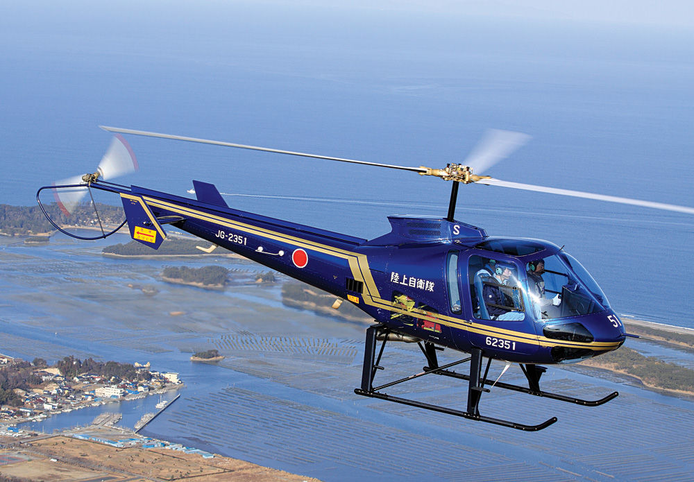Picture-of-Enstrom 480B-Aircraft gallery
