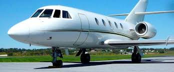 Picture-of-Falcon 20-5-Aircraft gallery