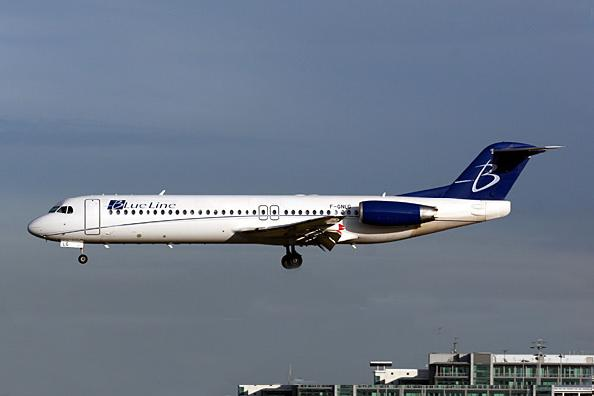 Picture-of-Fokker 100 Executive Jet-Aircraft gallery