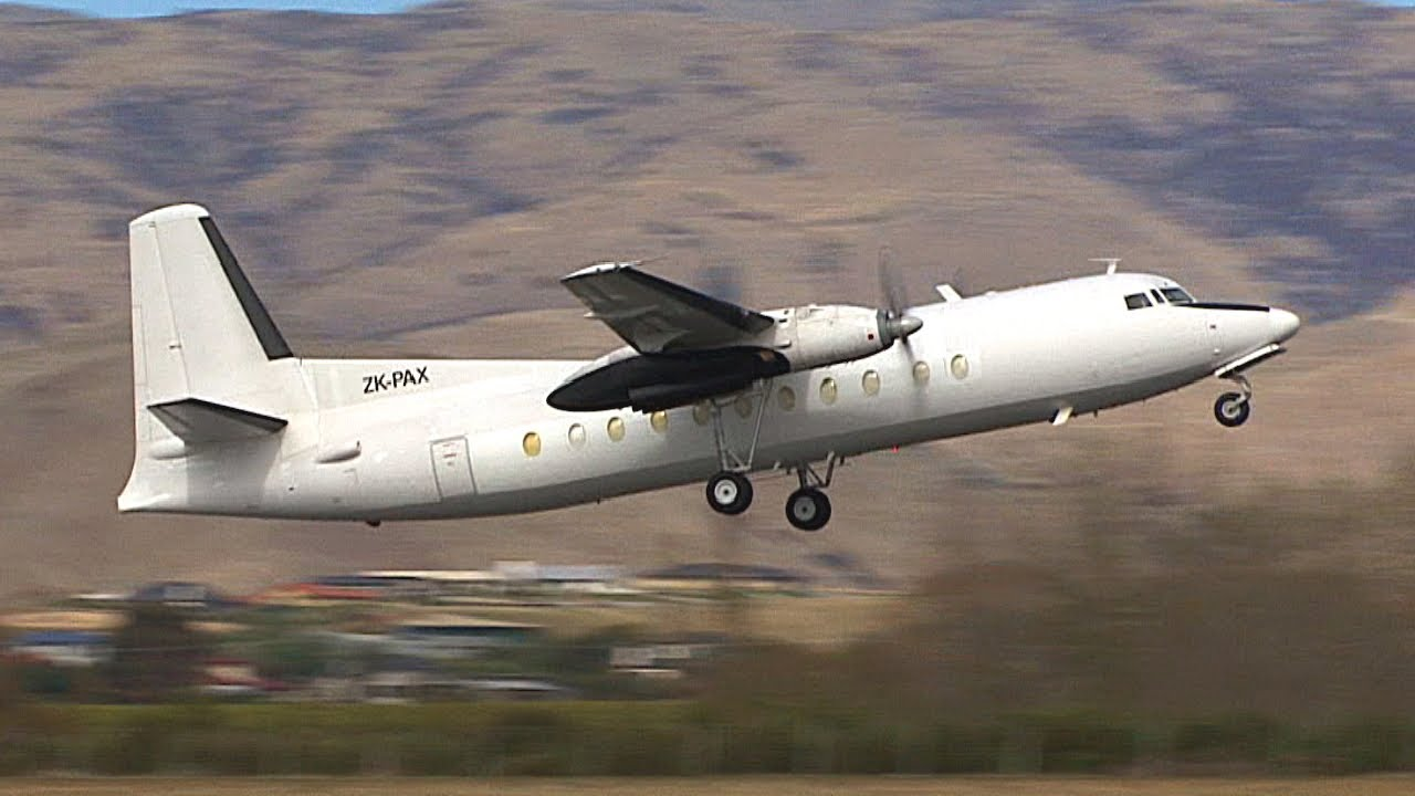 Picture-of-Fokker F27-500-Aircraft gallery