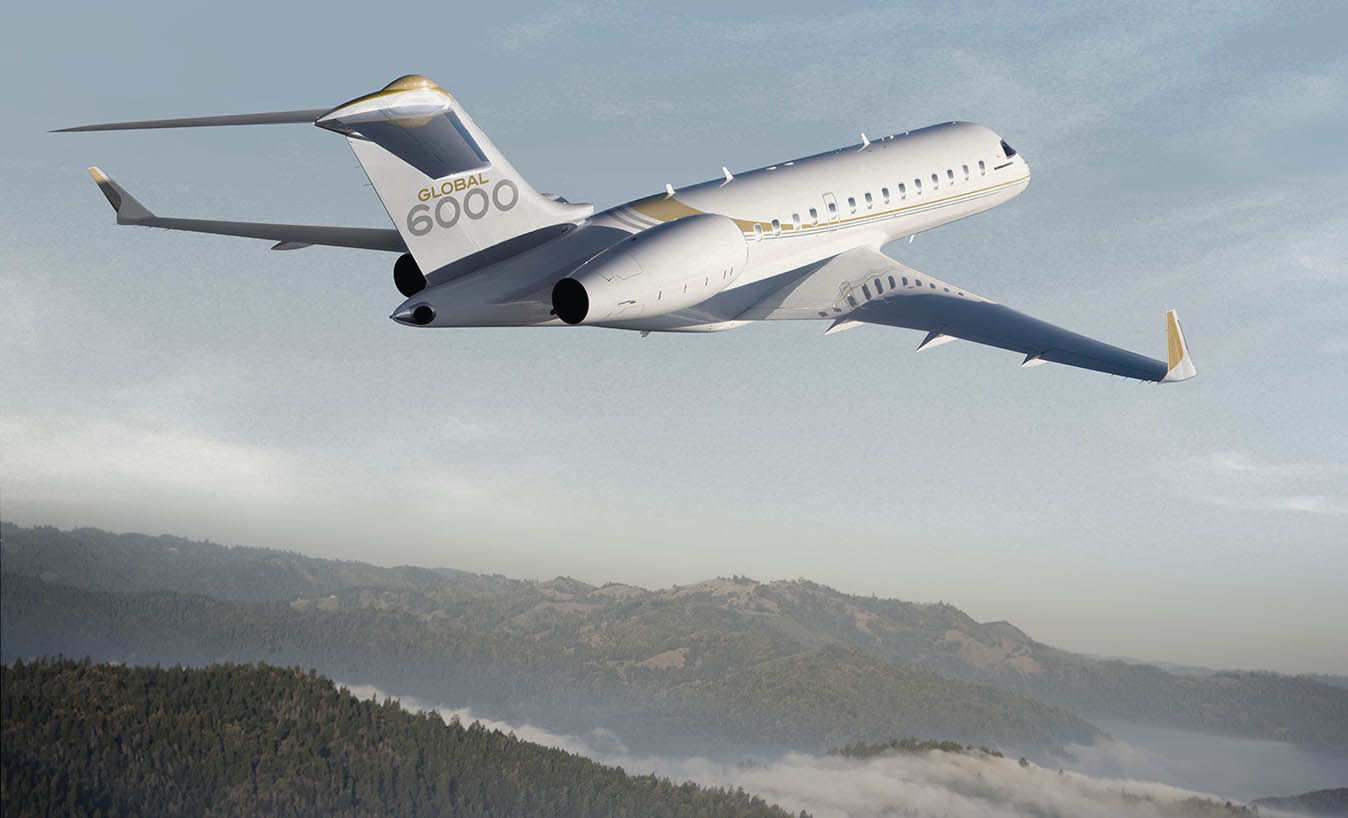 Picture-of-Global 6000-Aircraft gallery
