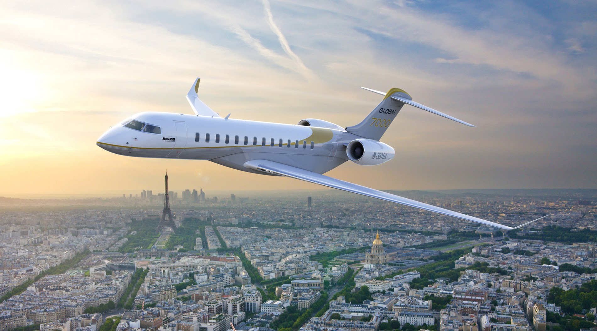 Picture-of-Global 7000-Aircraft gallery